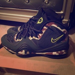 Nike air max 95 + BB fatigue print